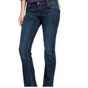 Old Navy Dark Blue 'The Flirt ' Jeans